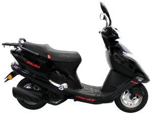 Motoneta Italika Cs125 Negra de 125cc