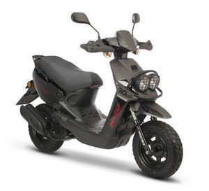 Motoneta Italika W150 de 150cc Negra