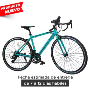 Bicicleta RACING R26 Celeste Diamond