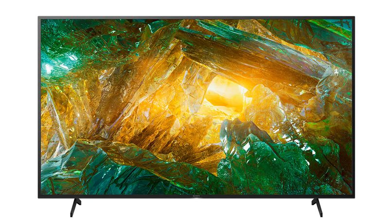 Televisor Smar 4K Sony de 65 pulgadas X805H Android