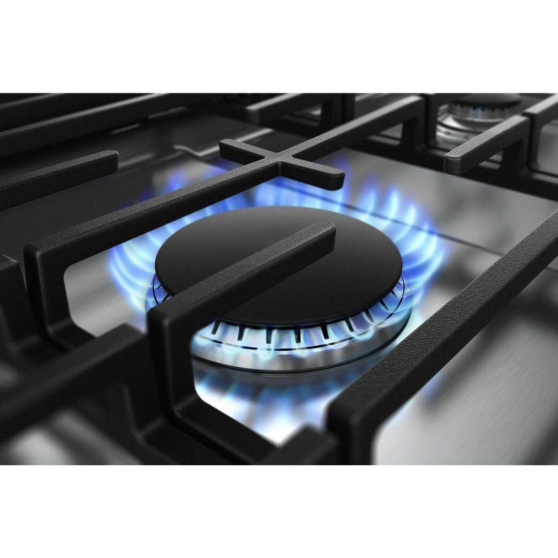 Cooktop de Gas Whirlpool de 30 pulgadas Wcg97Us0Hs
