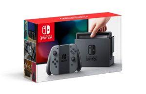 Nintendo Switch V2 Gris
