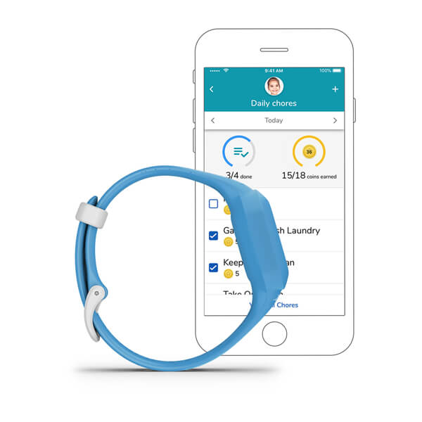 Garmin Watch Vivofit 3 Jr Azul