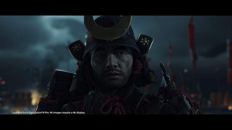 PS4 Ghost Of Tsushima