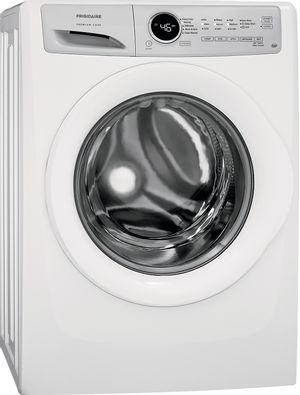 Lavadora de Carga Frontal Frigidaire de 46 libras FWFX21D4EW Blanco con certificación Enery Star