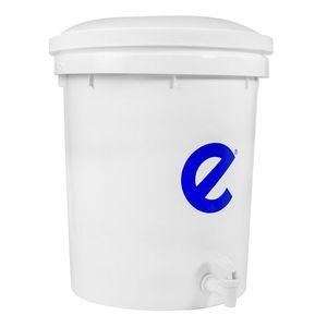 Ecofiltro de plastico Blanco de 4 Piezas