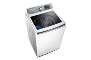 Lavadora Samsung Carga Superior de 53 Libras WA24R7450AW
