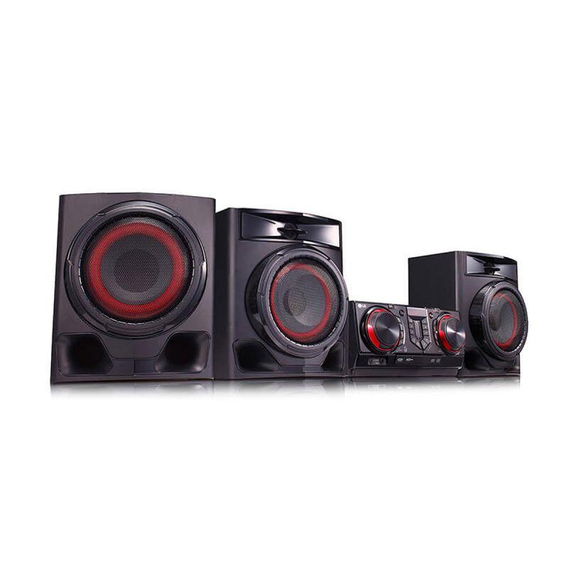 Minicomponente-CJ45-LG