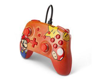 Nintendo Switch Control Mario Vintage