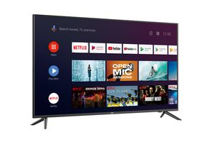 Televisor 4K Smart JVC de 58 pulgadas LT - KB507-KB618