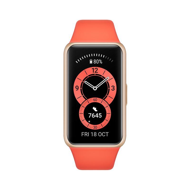Huawei-Band-6-Naranja