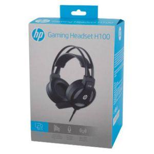 Audífonos Gaming HP H100BK