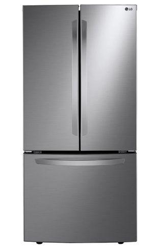 Refrigeradora LG de 25 pies LM65BGSK