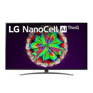 Televisor 4K UHD LG nanocell AI ThinQ de 55 pulgadas 55NANO81SNA-AWS