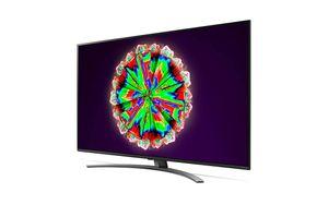 Televisor 4K UHD LG nanocell AI ThinQ de 65 pulgadas 65NANO81SNA-AWS