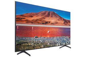 Televisor Smart 4K Samsung de 43 pulgadas NU43TU7000PXPA