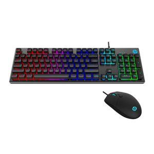 Kit Teclado y Mouse HP KM300F