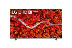 Televisor Smart 4K LG de 86 pulgadas 86UP8050PSB