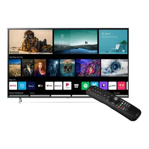 Televisor Smart 4K LG de 60 pulgadas 60UP7750PSB
