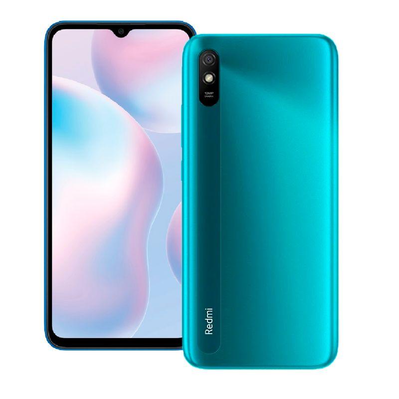 Xiaomi-Redmi-9A-Liberado-Verde