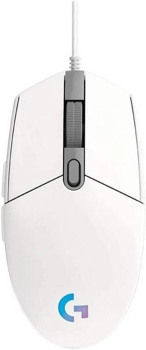 Mouse Gaming Logitech G203 Blanco