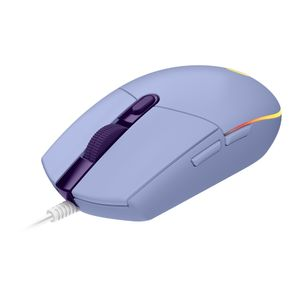 Mouse Gaming Logitech G203 Lila