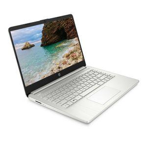 "Laptop HP 14"" 14-DQ2055 SSD Core i3 4GB 256GB Silver"