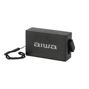 Bocina portatil Aiwa Negro AW X2BTK