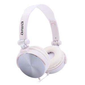 Audífonos Aiwa AW-X107 Blanco