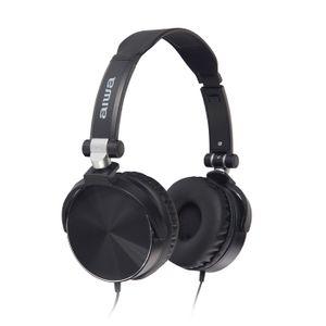 Audífonos Aiwa AW-X107 Negro