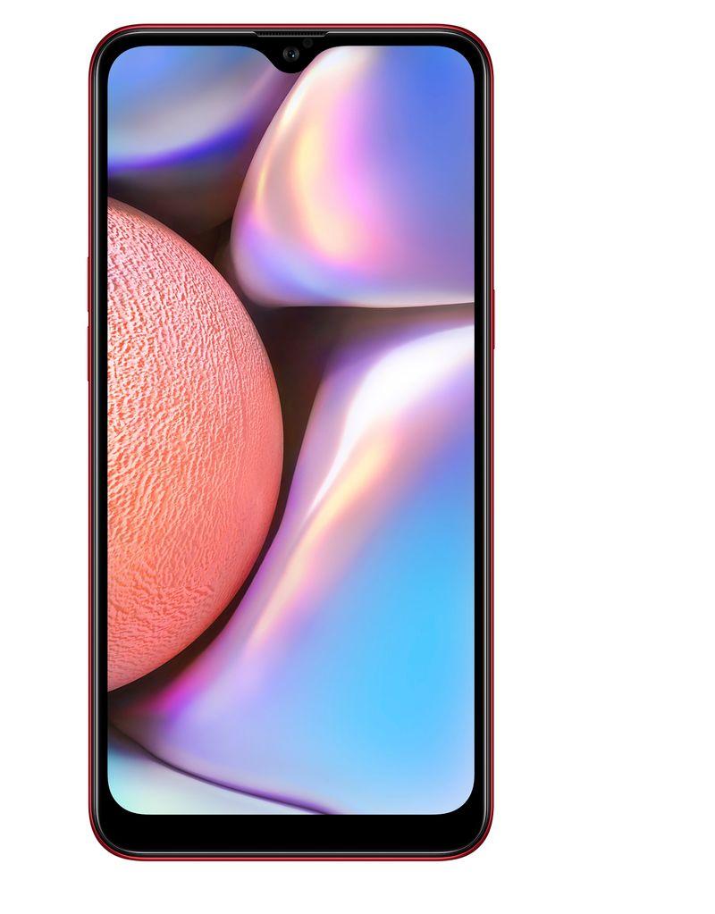 Samsung Galaxy A10s Liberado rojo