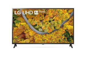 Televisor Smart 4K LG de 43 pulgadas 43UP7500PSF