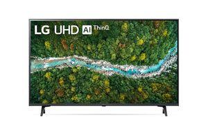Televisor Smart 4K LG de 50 pulgadas 50UP7700PSF