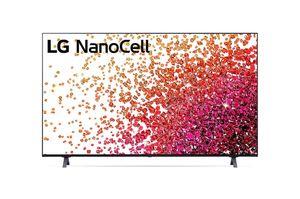 Televisor Smart 4K LG Nanocell de 50 pulgadas 50NANO75SPA