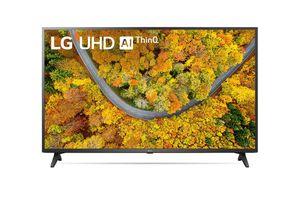 Televisor Smart 4K LG de 65 pulgadas 65UP7500PSF