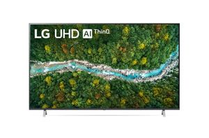 Televisor Smart 4K LG de 75 pulgadas 75UP7750PSB