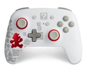 Control Switch de Mario Running