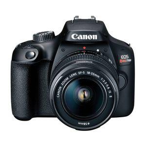 Cámara Canon Rebel T100 18-55mm