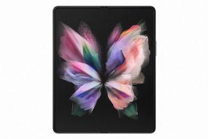 Samsung Galaxy Z Fold 3 5G (Claro) Negro