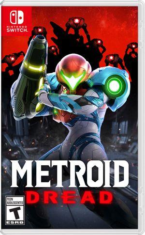 Nintendo Switch Metroid Dread