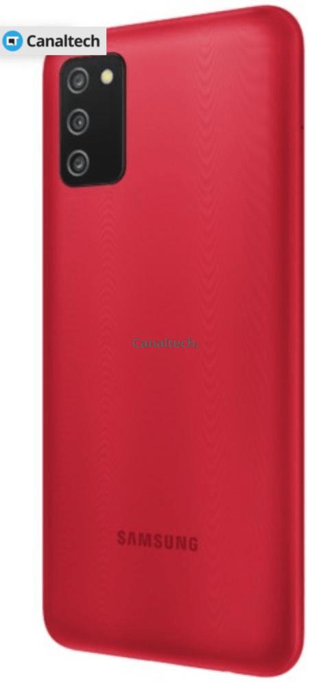 Samsung-Galaxy-A03s-Liberado-Rojo
