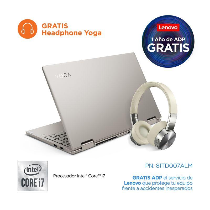 Laptop-Lenovo-15--Yoga-core-i7-12GB-Ram-512GB-Disco-duro