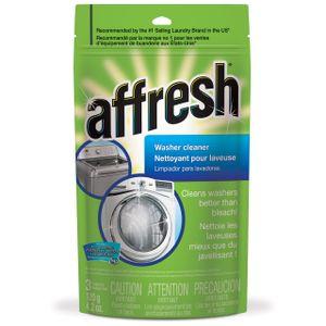 Pastillas de limpieza para lavadoras Affresh