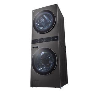 Torre de lavado LG de 48 libras WK22BS6E