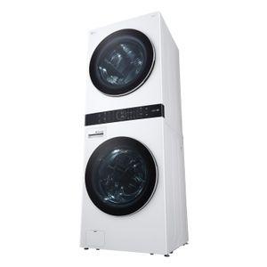 Torre de lavado LG de 48 libras WK22WS6E