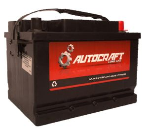 Bater?a Autocraft Vw12P-Mf De Cca 400