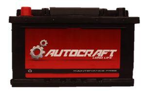 Bater?a Autocraft Vw12Fp-Mf De Cca 400